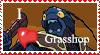 Grasshop stamp by IcyPheonix