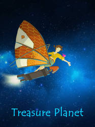 Treasure Planet by Jinjou