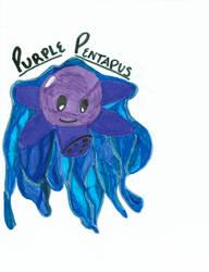 Purple Penatpus by team-kataang