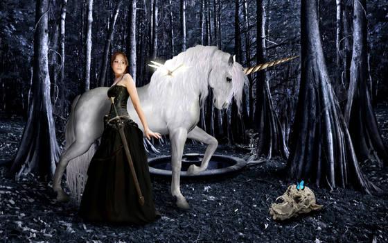 Iris and the Unicorn