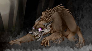 Lycanthropy by TheDraconicBard