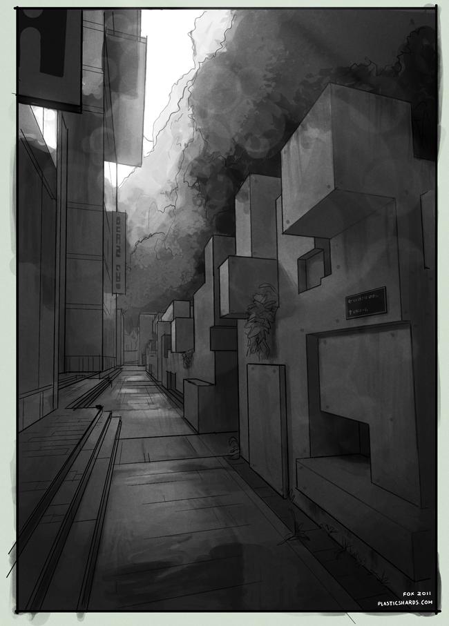 Aricee Alley 2 by fox-orian