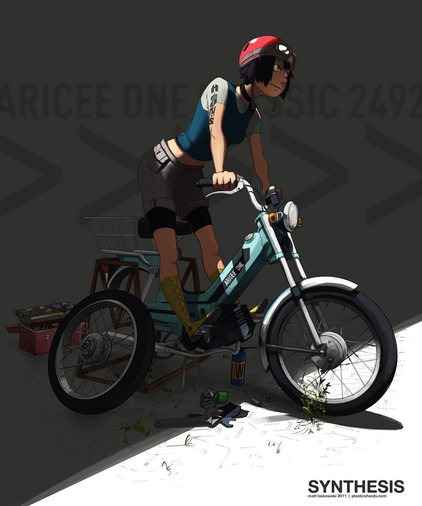 Aricee One Classic by fox-orian