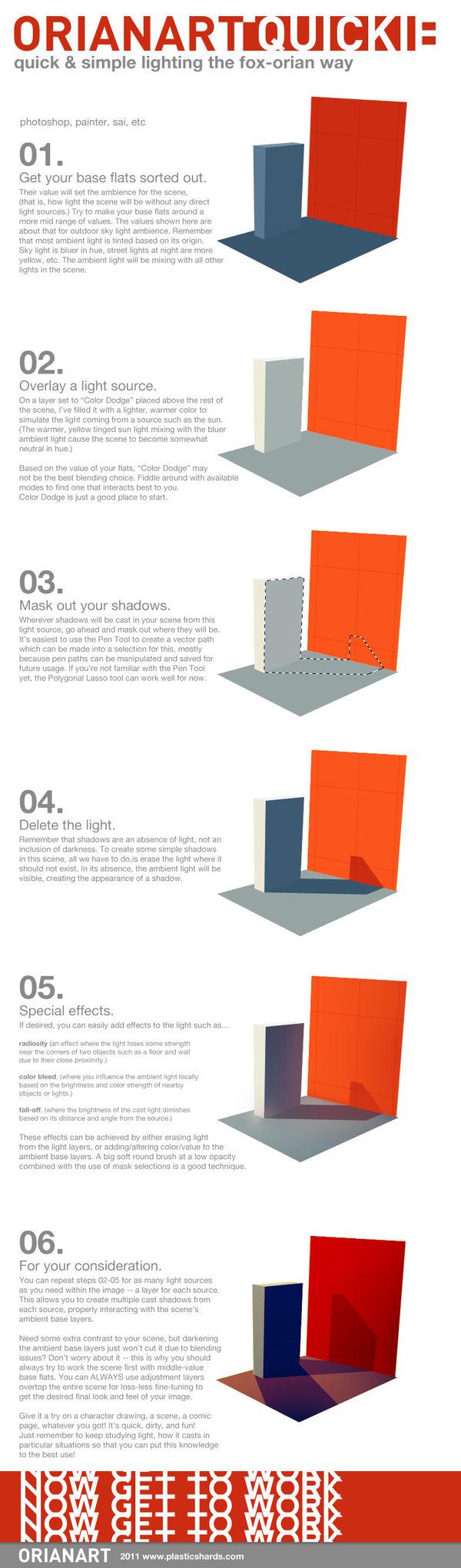 Quick Lighting, Fox's Way by fox-orian