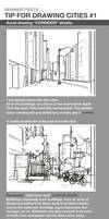 Drawing Cities 1 - Corridor Streets
