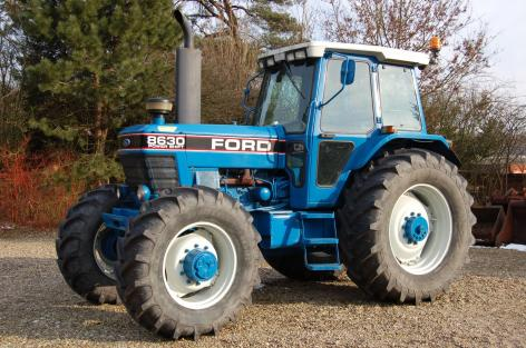 Ford Tractor Wallpaper Ford Tractor by Hazza9650