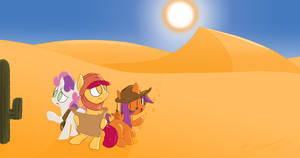 Is There a Cutie Mark for Desert Exploration?