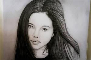 Portrait girl