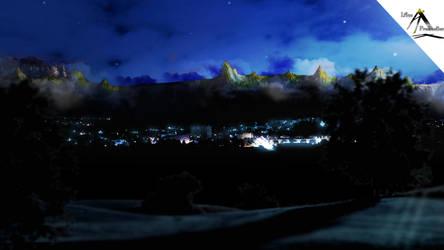 I.Am Artwork Intro landscape by PlanetTzero