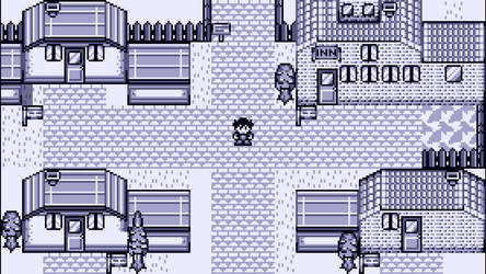 Bricks City (GameBoy Style)