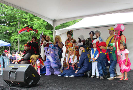 cosplayers @ Japan Fest 2019 in Chicago [2 of 3]