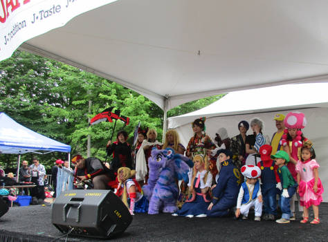 cosplayers @ Japan Fest 2019 in Chicago [1 of 3]