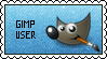 Gimp User  STAMP by Drayuu