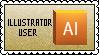 Illustrator User  STAMP
