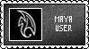 Maya User STAMP by Drayuu