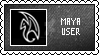 Maya User STAMP by Drayuu