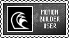 Motion Builder User STAMP by Drayuu