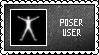 Poser User STAMP