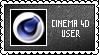 Cinema 4D User STAMP by Drayuu