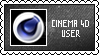 Cinema 4D User STAMP by Drayuu