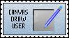 Canvas Draw User STAMP by Drayuu