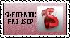 Sketchbook pro User STAMP