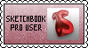 Sketchbook pro User STAMP