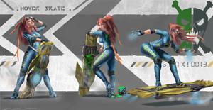 Hover Skate
