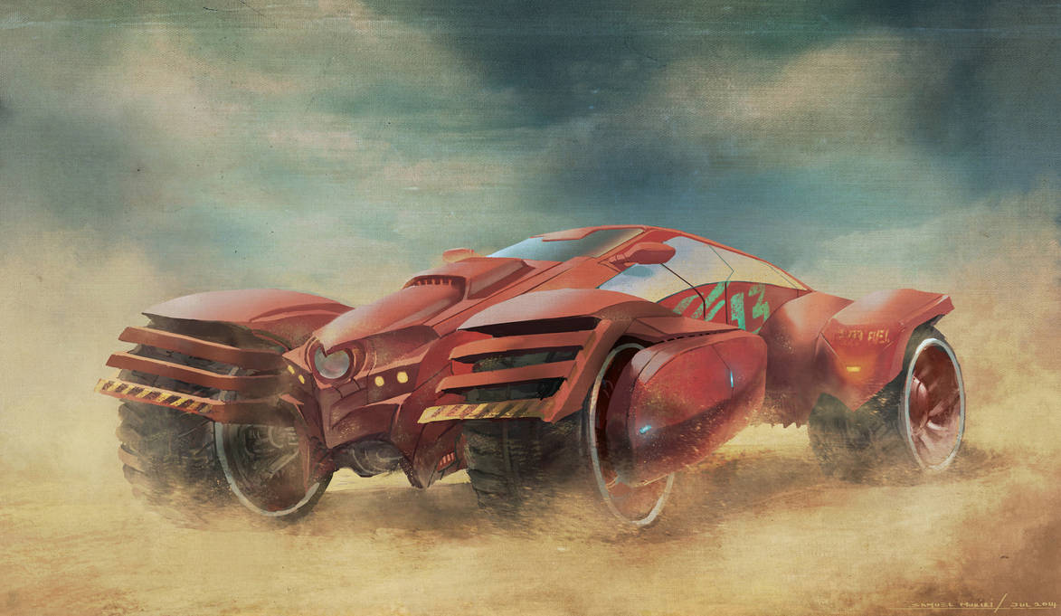 OASIS sand racer