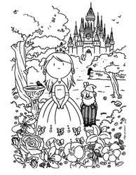 Princess Garden by tanqueta