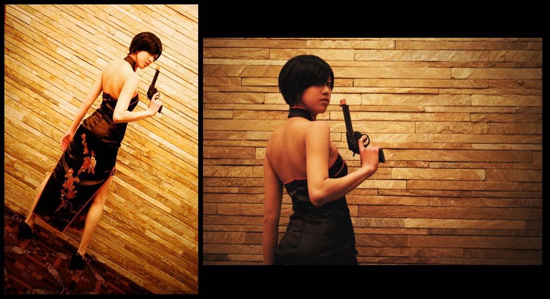 Ada: Ready Set Shoot by chinasaur