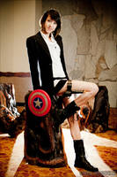 Avengers: The Strongest Avenger by chinasaur
