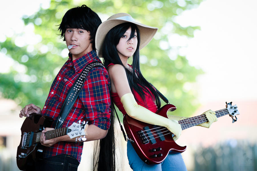 AT: Myself and I by chinasaur