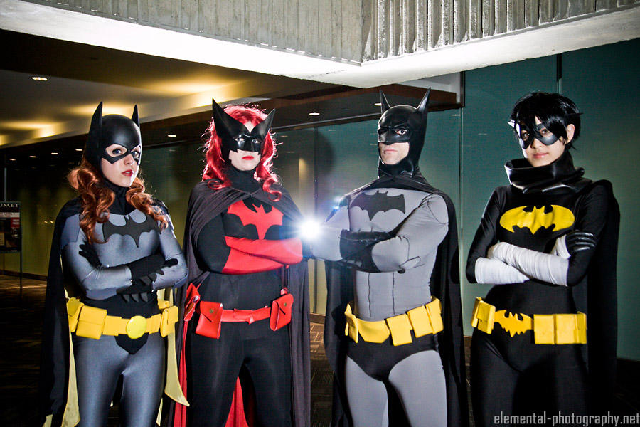 Batman: Black Bat 001 by chinasaur