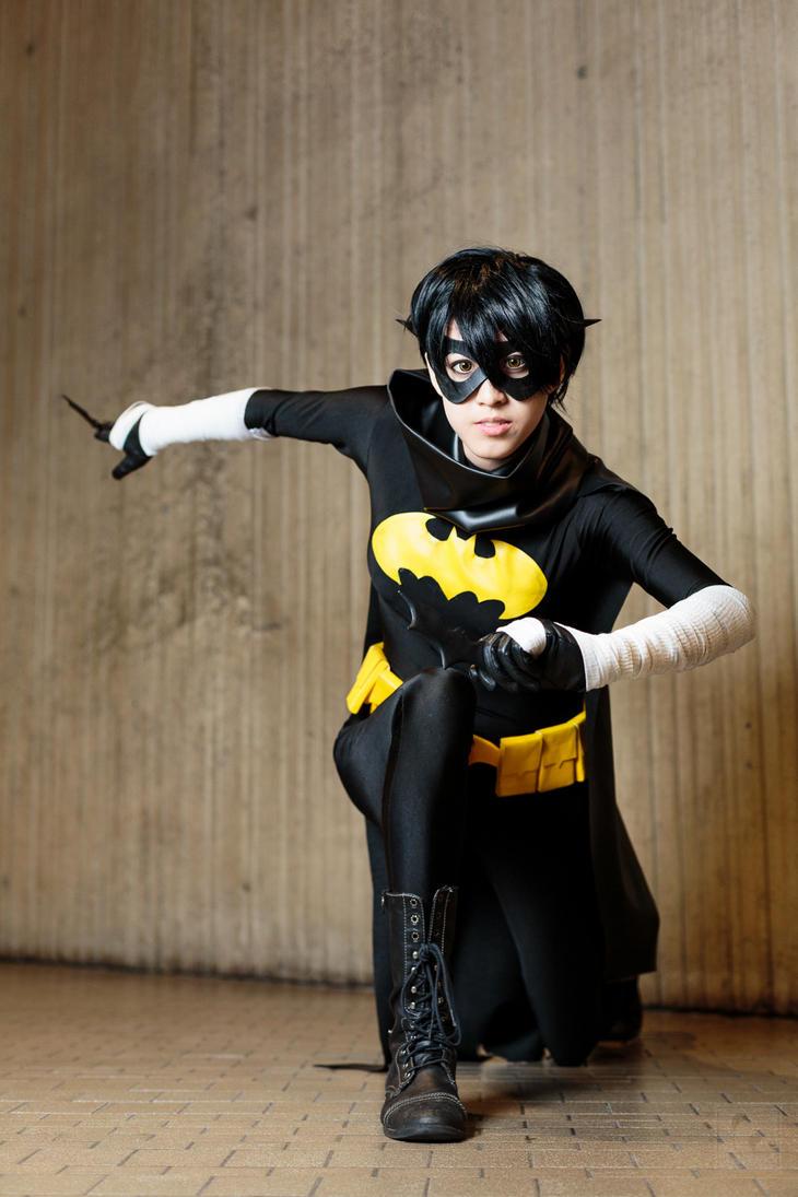 Black Bat: 003 by chinasaur