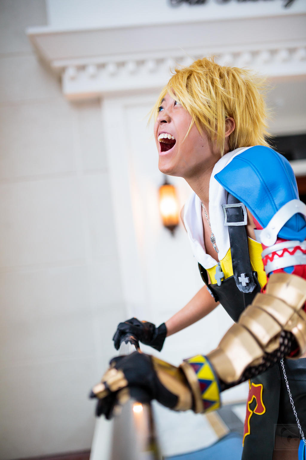 FFX: Tidus 005 by chinasaur