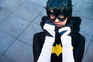 Batman: Black Bat 005 by chinasaur
