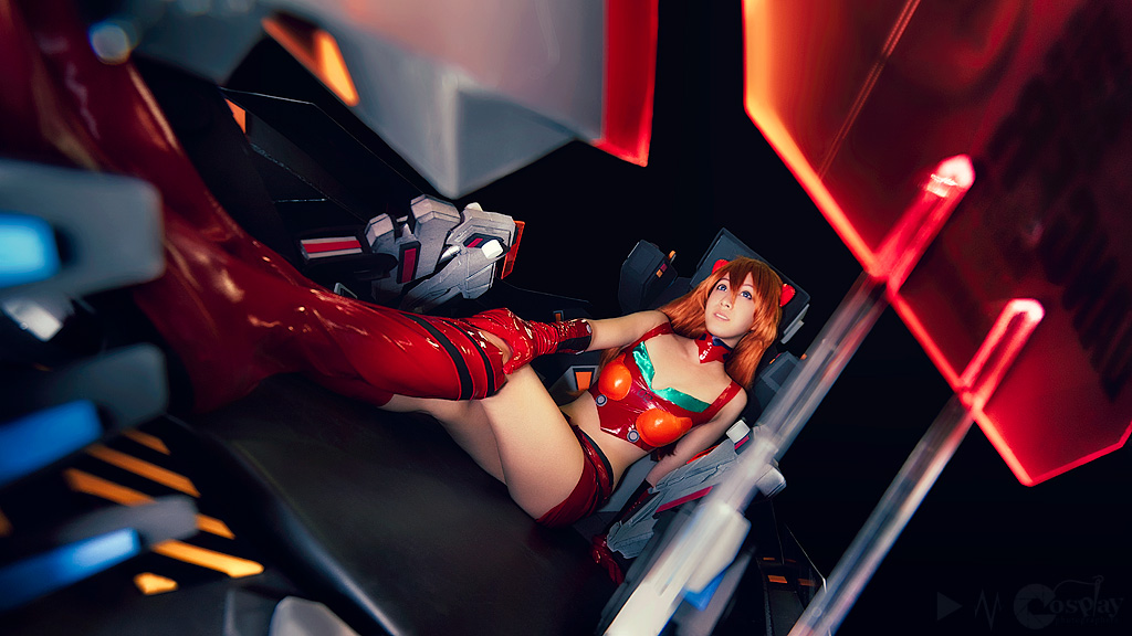 NGE: Asuka 004 by chinasaur