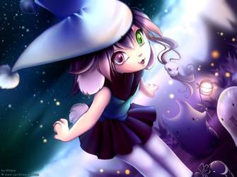Spooky Night by Hitana