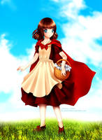 Little Red Riding Hood by Hitana