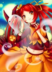 Happy Halloween by Hitana