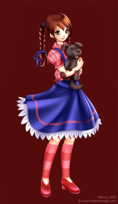 Dorothy by Hitana