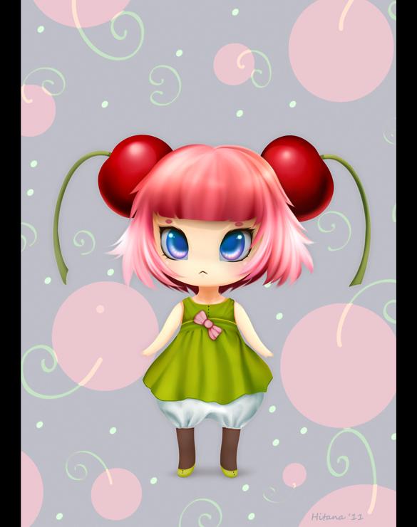 Cherry baby by Hitana