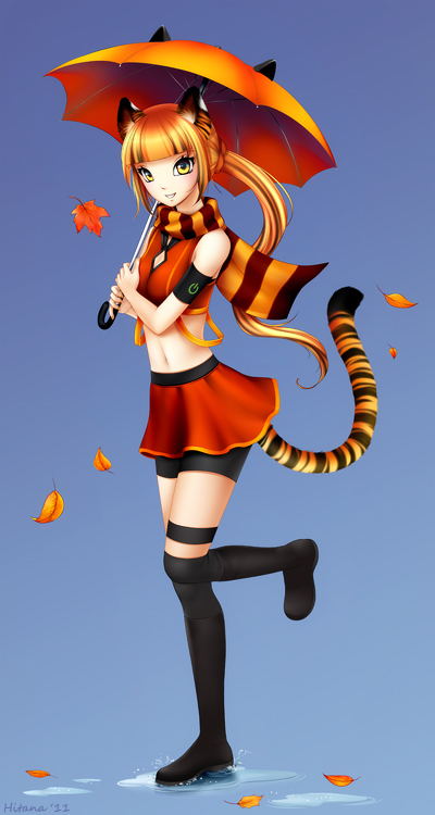 Tigernet4 by Hitana