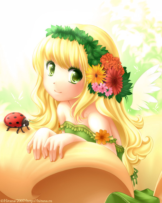 Baby Spring by Hitana