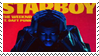 Starboy Stamp (The Weeknd) by MetaRikuHetalia
