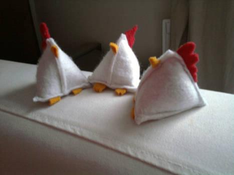 Zomg Chickens