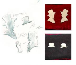 Carl's cufflinks