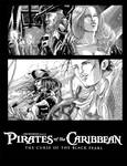 POTC - Ad spread sheet by chibi-j