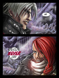 Devils Never Cry by chibi-j